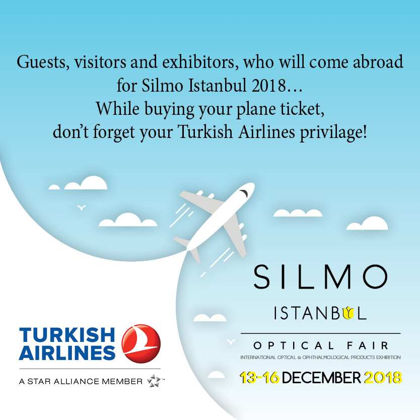 DON'T FORGET YOUR TURKISH AIRLINES PRIVILAGE!